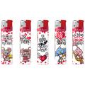 Electronic Design label Lighter 189046 animals