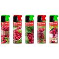 Turbo Smell label Lighter 117011 raspberry