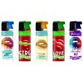 Turbo Design label Lighter 177243 lips