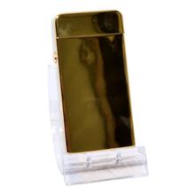 Öngyújtó 400212 fém sokkolós Atlanta USB arany