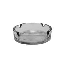 0Ashtray Glass Ashtray, grey