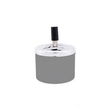 Ashtray Spinning ashtray, gray
