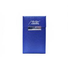 Cigarettatartó 915007 sötét kék