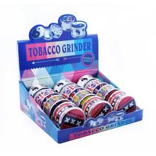 Dohányőrlő AF1333 hippi mini