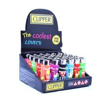 Öngyújtó FCL3T003HUH Clipper gumírozott koktél