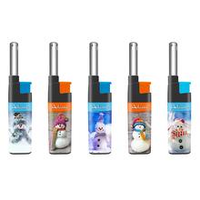 BBQ lighter mini fix flame Snowman