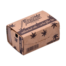 Matteo Rolls Unbleached brown 6M + ECO Tips
