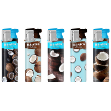 Turbo Smell label Lighter 117010 coconout