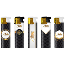 Turbo Touchable label Lighter 170041 elegant