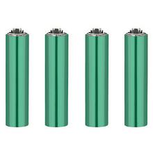 Öngyújtó fém FCP0T132H tűzköves Clipper zöld
