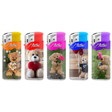 Electronic Mini Lighter 112018 teddybear