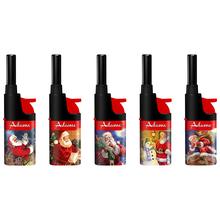 BBQ lighter mini 346132 colorful Santa