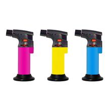 Jet torch rubberized colour