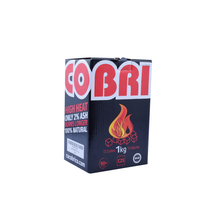 Charcoal 31004 cocobrico 1kg