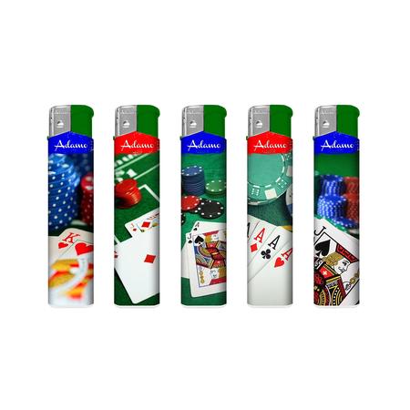 Electronic Design label Lighter 189063 poker