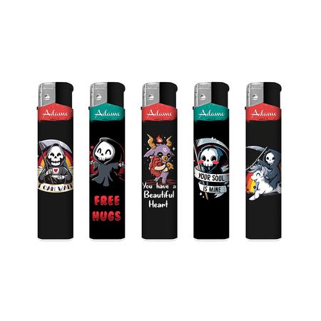 Electronic Design label Lighter 189067 black