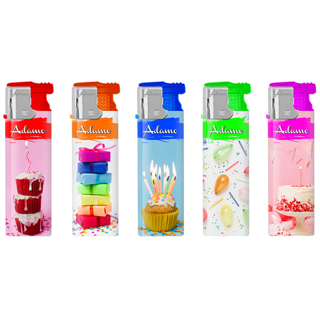 Turbo Design label Lighter 177247 birthday