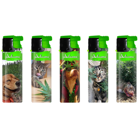 Turbo Design label Lighter 177248 relaxed dog/cat