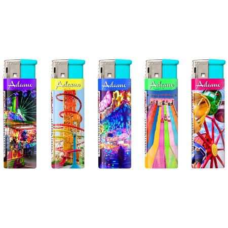 Electronic Design label Lighter 188704 summer colors