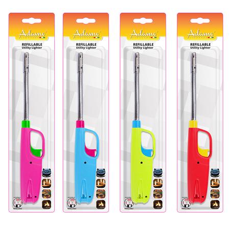 BBQ lighter Barcelona - flexi blister 334006