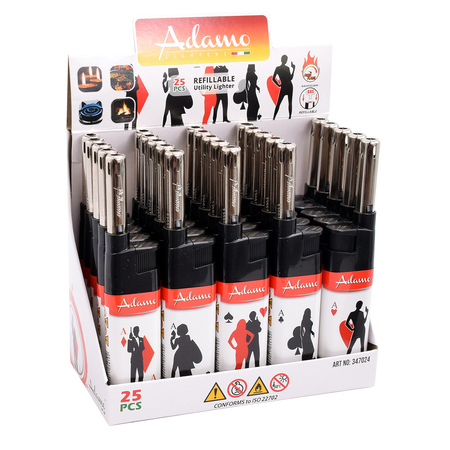 BBQ lighter mini fix flame 347024 cards